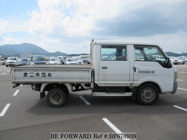 1999 Mazda Bongo Brawny Truck W Cab Kg Sk26t Usados En