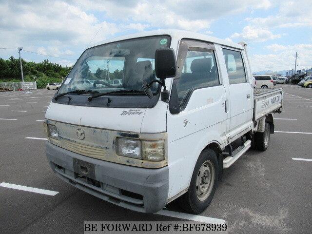 Used 1999 MAZDA BONGO BRAWNY TRUCK W CAB/KG-SK26T for Sale ...