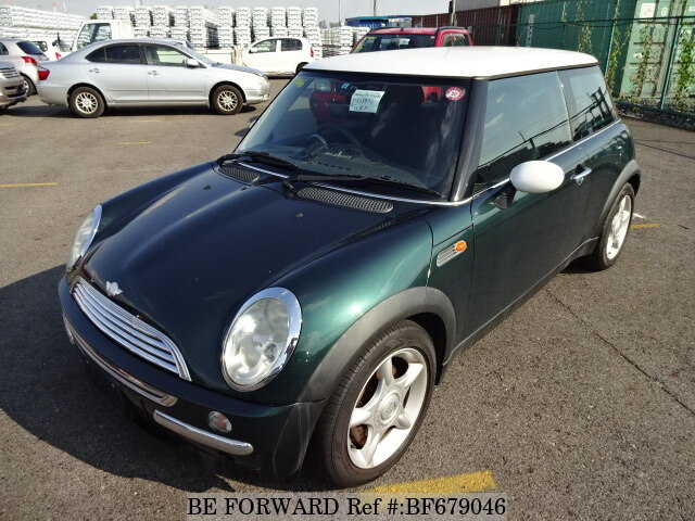 2004 Bmw Mini Coopergh Ra16 Doccasion Bf679046 Be Forward