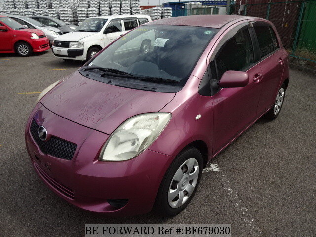 Used 2005 TOYOTA VITZ UDBASCP90 for Sale BF679030  BE FORWARD