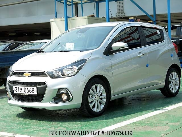 Used 2016 Chevrolet Spark Ls For Sale Bf679339 Be Forward