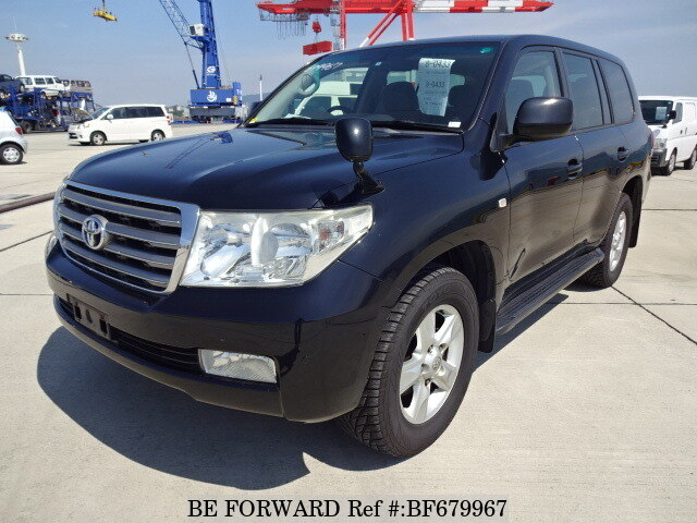 Used 2008 TOYOTA LAND CRUISER BF679967 for Sale
