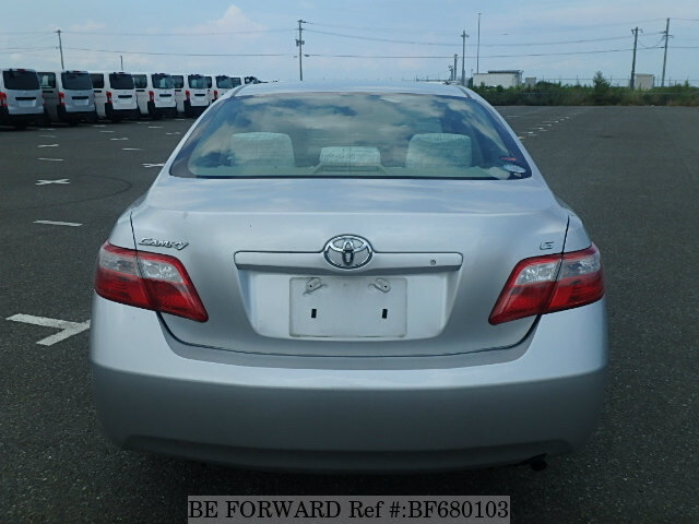 used 2006 toyota camry g dba acv40 for sale bf680103 be forward. Black Bedroom Furniture Sets. Home Design Ideas