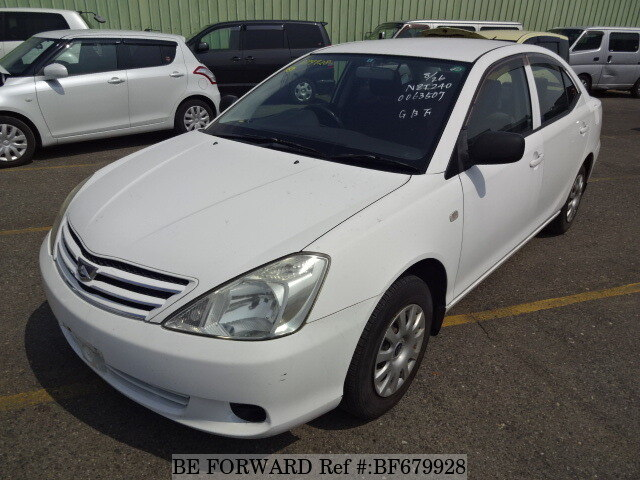 Used 2004 TOYOTA ALLION BF679928 for Sale
