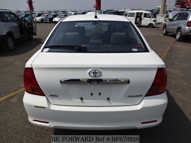 2004 Toyota Allion Cba Nzt240 Usados En Venta Bf679928 Be Forward
