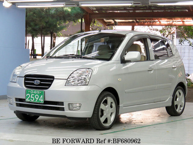 used 2006 kia morning picanto lx for sale bf680962 be forward. Black Bedroom Furniture Sets. Home Design Ideas