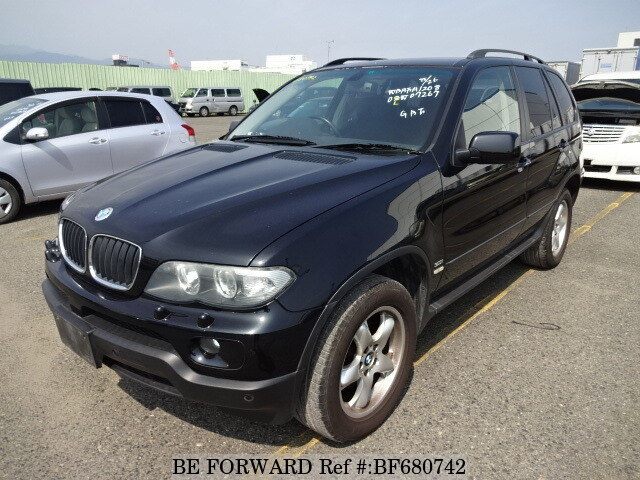 Used 2005 BMW X5 BF680742 for Sale