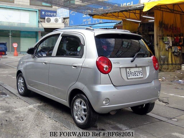 used 2008 daewoo matiz joy for sale bf682051 be forward. Black Bedroom Furniture Sets. Home Design Ideas