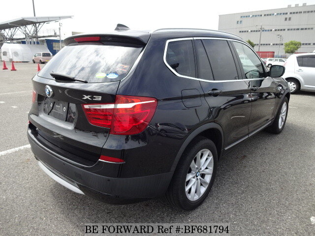 used 2011 bmw x3 x drive 28i cba wx30 for sale bf681794 be forward. Black Bedroom Furniture Sets. Home Design Ideas