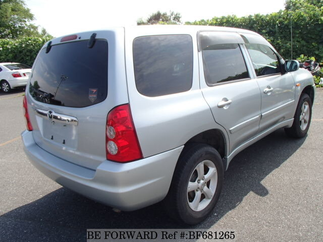 used 2005 mazda tribute ta ep3w for sale bf681265 be forward. Black Bedroom Furniture Sets. Home Design Ideas