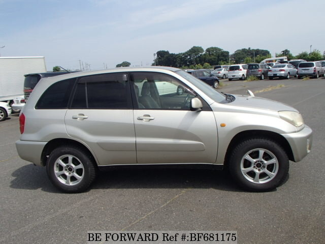 Toyota Rav4 Aca21 >> Used 2000 TOYOTA RAV4 X G PACKAGE/TA-ACA21W for Sale BF681175 - BE FORWARD