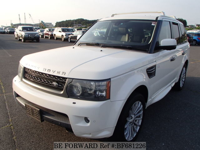 Used 2010 LAND ROVER RANGE ROVER SPORT BF681226 for Sale