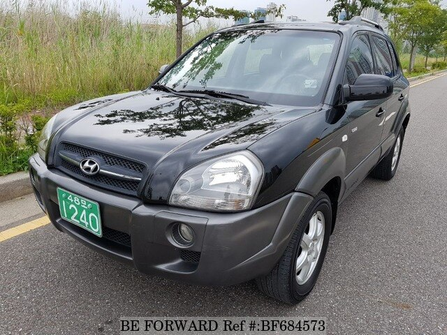 used 2006 hyundai tucson mxl for sale bf684573 be forward. Black Bedroom Furniture Sets. Home Design Ideas