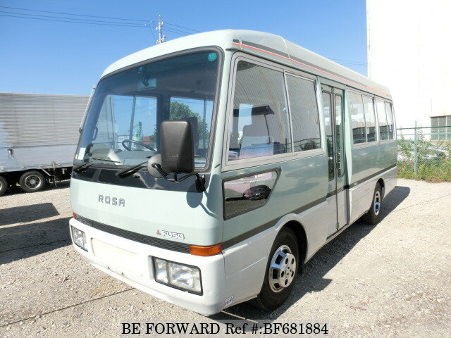 Used 1990 MITSUBISHI ROSA BF681884 for Sale
