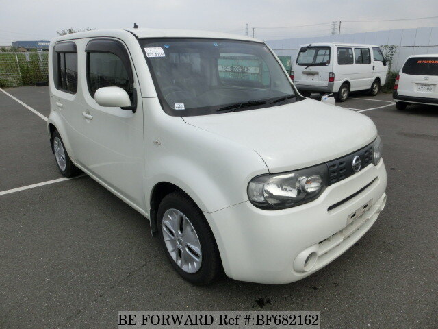 used 2010 nissan cube 15x m selection dba z12 for sale bf682162 be forward. Black Bedroom Furniture Sets. Home Design Ideas