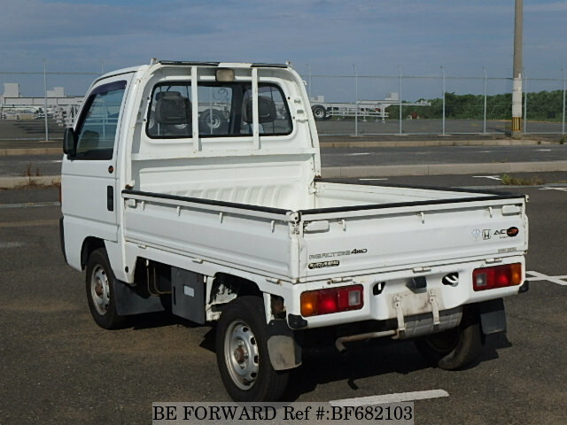 used 1990 honda acty truck m ha4 for sale bf682103 be forward. Black Bedroom Furniture Sets. Home Design Ideas