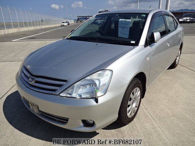 used 2003 toyota allion a15 ua nzt240 for sale bf682107 be forward rh beforward jp Samsung TV Owner Manuals TV Manual Packet