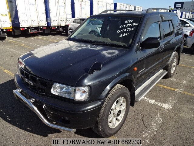 Used 2001 ISUZU WIZARD TURBO/KH-UES73FW for Sale BF682733