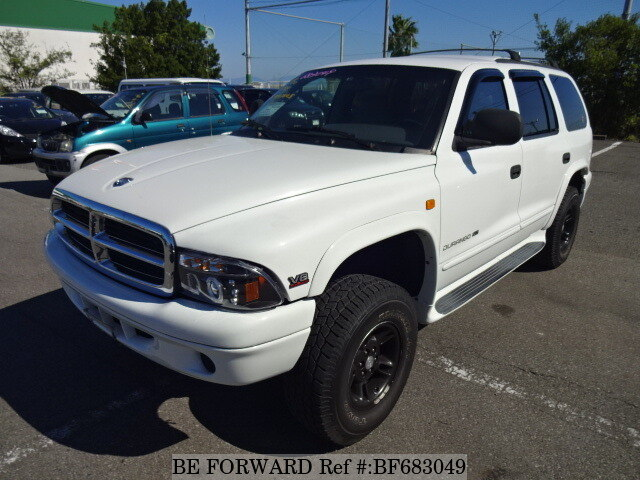 Used 2000 DODGE DURANGO BF683049 for Sale