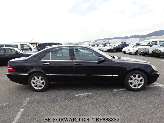 Used 1999 mercedes benz s class gf 220065 for sale for 1999 mercedes benz s500 for sale