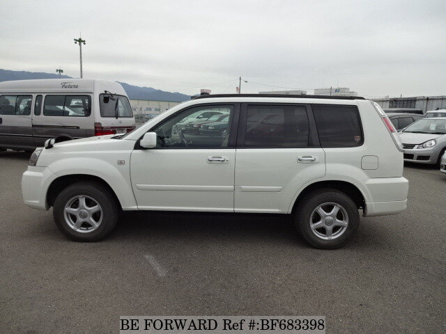 used 2004 nissan x trail ua t30 for sale bf683398 be forward. Black Bedroom Furniture Sets. Home Design Ideas