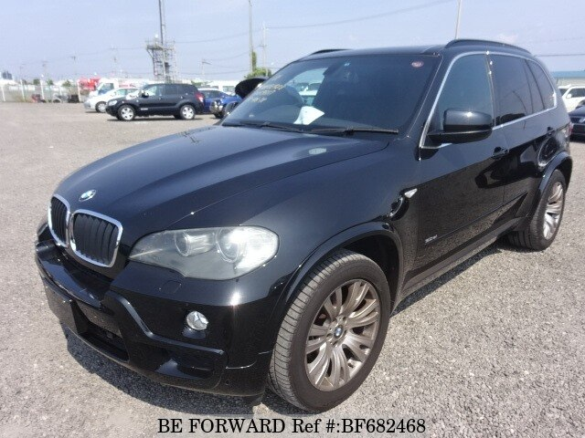 Used 2008 BMW X5 3.0SI M SPORTS PACKAGE/ABA-FE30 for Sale BF682468 ...