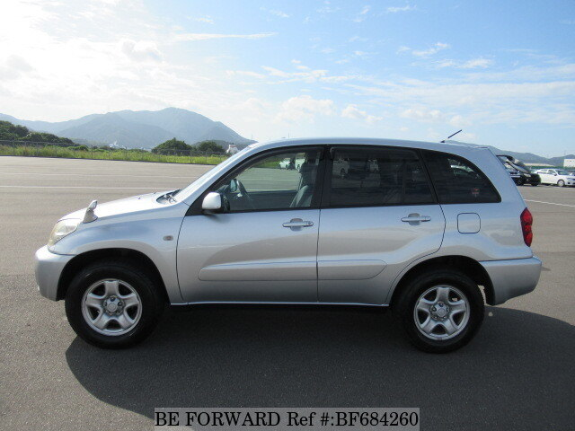 used 2005 toyota rav4 x limited cba zca26w for sale bf684260 be forward. Black Bedroom Furniture Sets. Home Design Ideas