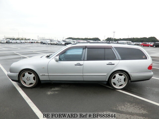 Used 1998 mercedes benz e class e320 210265 for sale for 1998 mercedes benz e class wagon