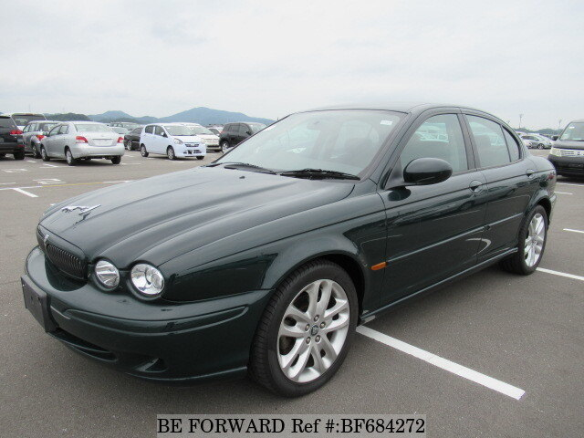 X type jaguar 2002