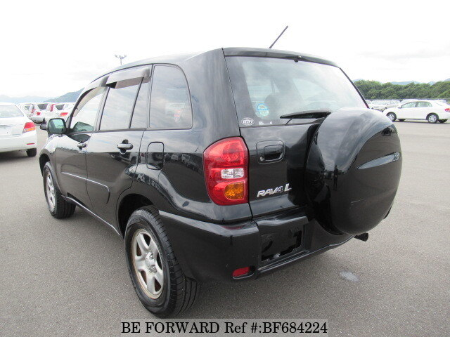 used 2003 toyota rav4 x limited ua zca26w for sale bf684224 be forward. Black Bedroom Furniture Sets. Home Design Ideas