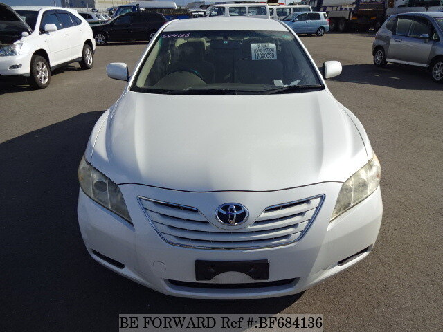 used 2008 toyota camry g limited edition dba acv40 for sale bf684136 be forward. Black Bedroom Furniture Sets. Home Design Ideas