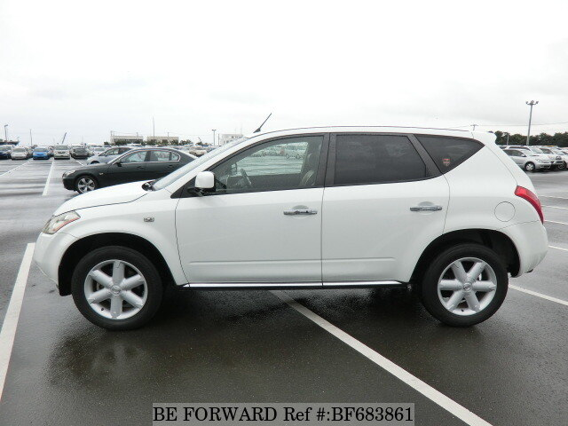 ... Used 2007 NISSAN MURANO BF683861 For Sale Image ...