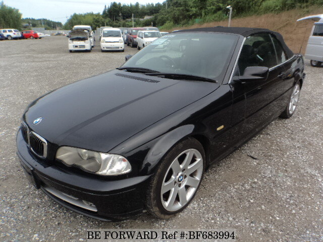 Used 2002 BMW 3 SERIES/GH-AV30 for Sale BF683994 - BE FORWARD