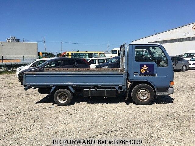 Used 1999 NISSAN ATLAS/KG-SR4F23 for Sale BF684399 - BE FORWARD