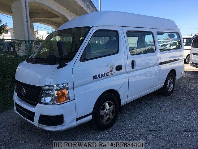Nissan caravan cwmge25