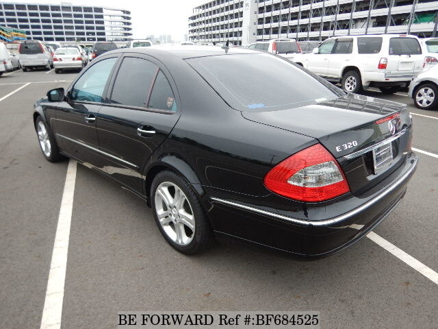 2006 mercedes benz e class e320 cdi avantgarde kn 211022 d. Black Bedroom Furniture Sets. Home Design Ideas