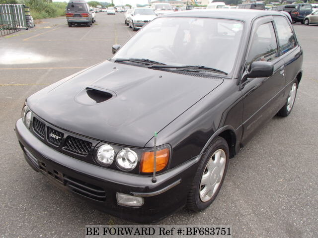 Used 1994 TOYOTA STARLET GT/E-EP82 for Sale BF683751 - BE