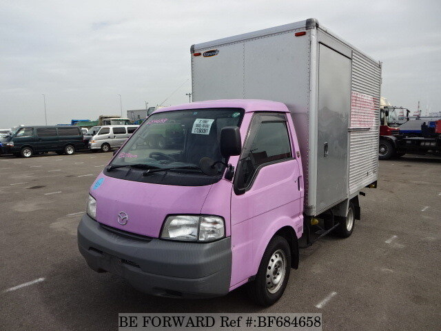 Used 2004 MAZDA BONGO TRUCK BF684658 for Sale