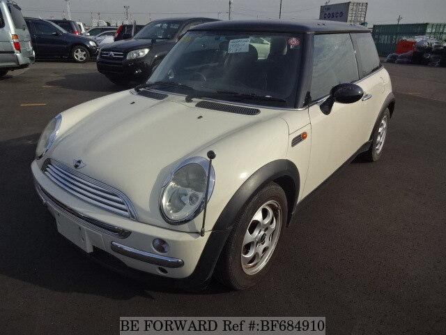 used 2003 bmw mini cooper gh ra16 for sale bf684910 be forward rh beforward jp