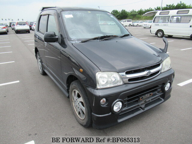 2004 daihatsu terios kid custom l ta j131g d 39 occasion en. Black Bedroom Furniture Sets. Home Design Ideas