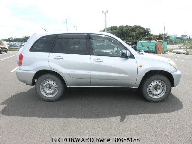 Toyota Rav4 Aca21 >> Used 2003 TOYOTA RAV4 X G PACKAGE/TA-ACA21W for Sale BF685188 - BE FORWARD