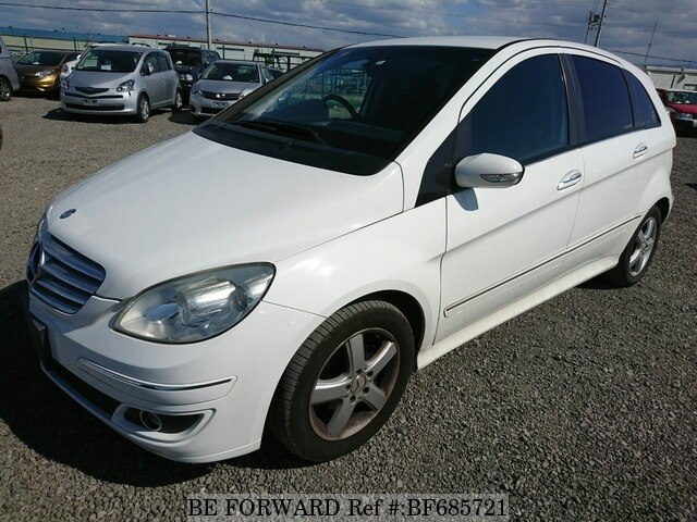 Used 2006 MERCEDES-BENZ B-CLASS BF685721 for Sale