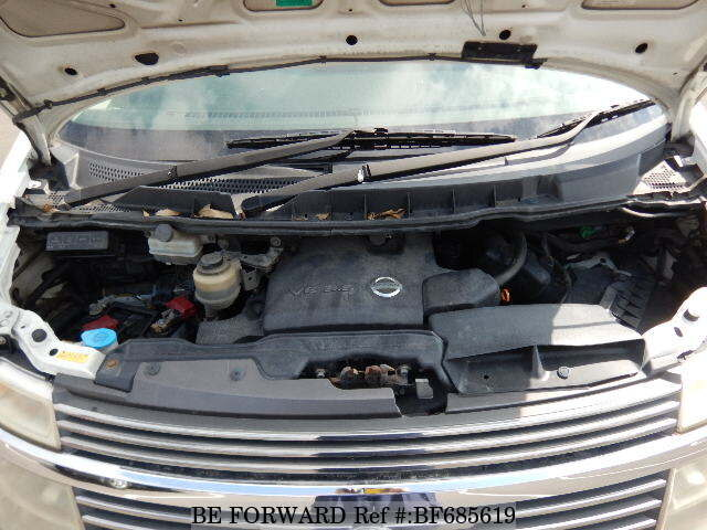 Used 2002 Nissan Elgrand Highway Staruane51 For Sale Bf685619