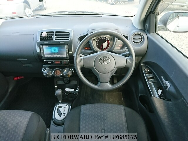 Used 2008 Toyota Ist Bf685675 For Image