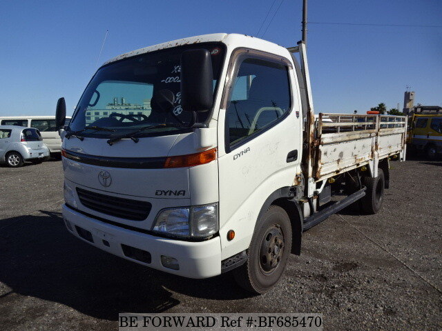 Used 2000 Toyota Dyna Truck Kk Xzu412 For Sale Bf685470 Be Forward