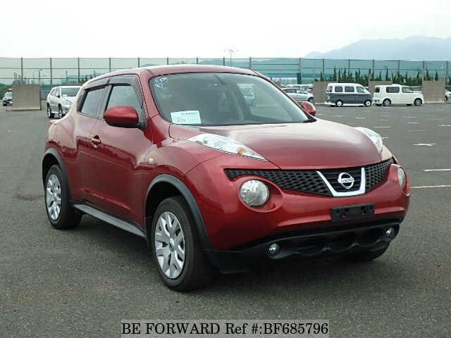 2011 nissan juke 15rx type v dba yf15 d 39 occasion en. Black Bedroom Furniture Sets. Home Design Ideas