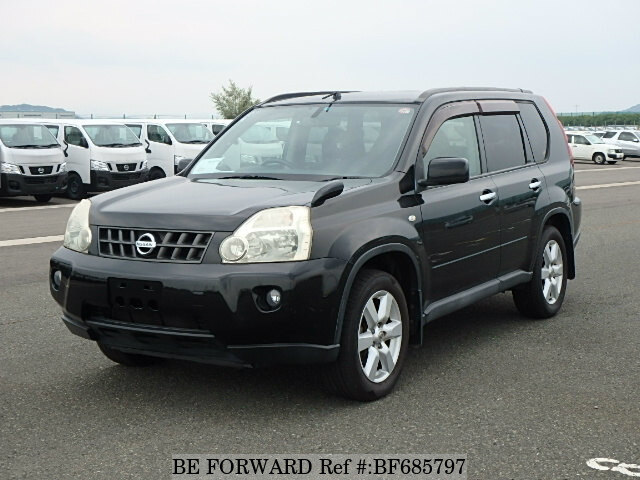 Used 2008 nissan x trail 20xdba t31 for sale bf685797 be forward used 2008 nissan x trail bf685797 for sale fandeluxe Choice Image
