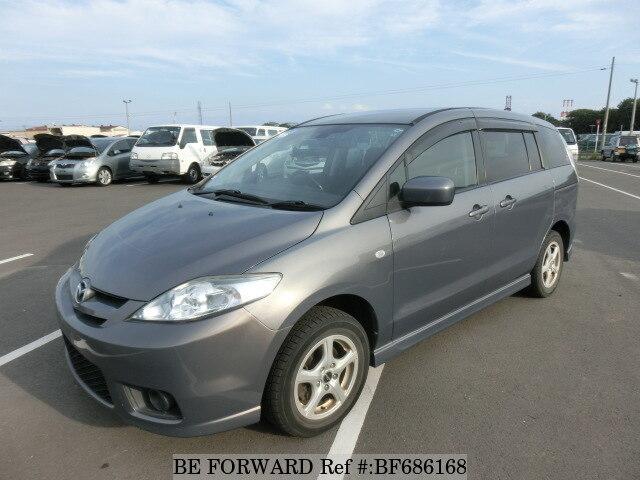 used 2007 mazda premacy cba crew for sale bf686168 be forward rh beforward jp 2005 Mazda Premacy Mazda Premacy Parts