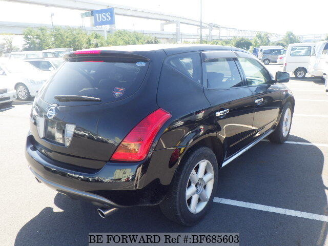 2006 nissan murano 250xl stylish silver leather cba tz50 d. Black Bedroom Furniture Sets. Home Design Ideas