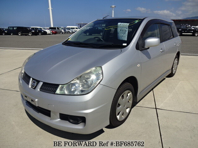 Used 2009 NISSAN WINGROAD BF685762 for Sale